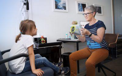 Braucht mein Kind eine Brille?