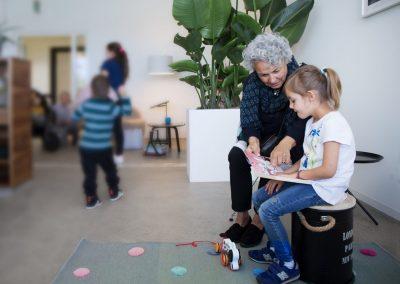 Kinder beim Augenarzt | Dr. med. Dominique Mustur | Augencenter Wollishofen (Zürich)