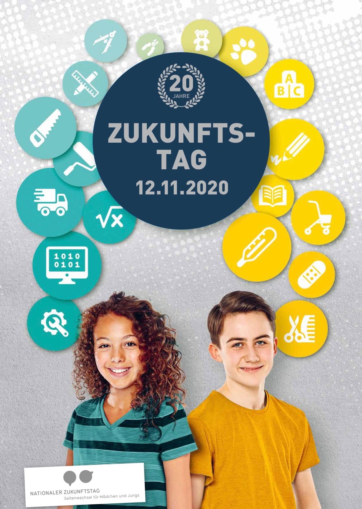 Zukunftstag im Augencenter Wollishofen